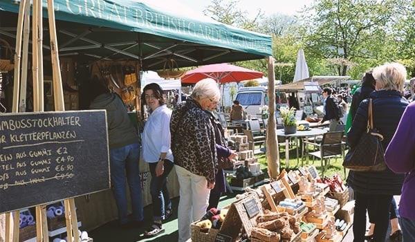 Messe GardenLife - Angebot Aussteller
